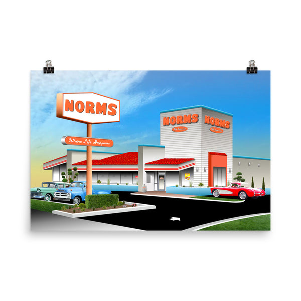 Norms - Poster