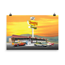 Load image into Gallery viewer, Denny's - Poster