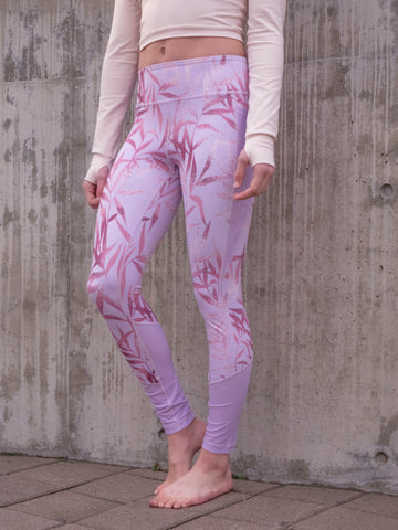 RoseFit Botanical Blush Leggings
