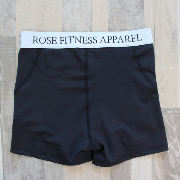 RoseFit Elite Shorts