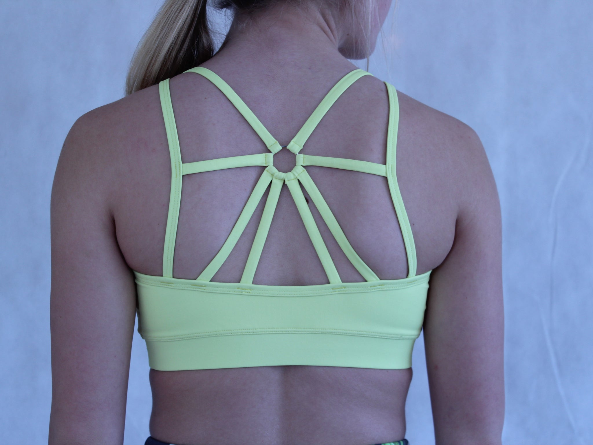 RoseFit Sunrise Sports Bra