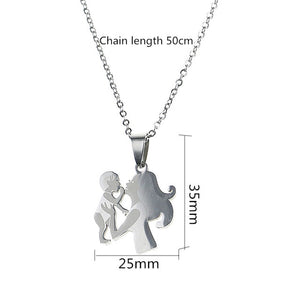 Stainless Steel Mom Gift - www.keclos.com