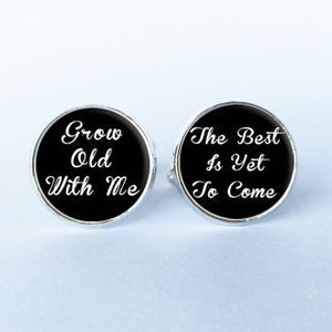 Wedding cufflinks - www.keclos.com