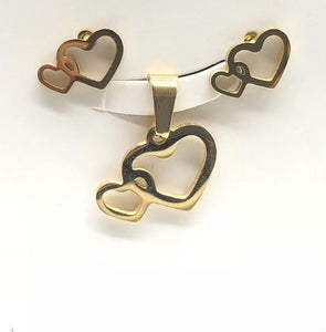 Stainless Steel Jewelry Sets - www.keclos.com