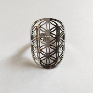 Adjustable Stainless Steel Ring - www.keclos.com