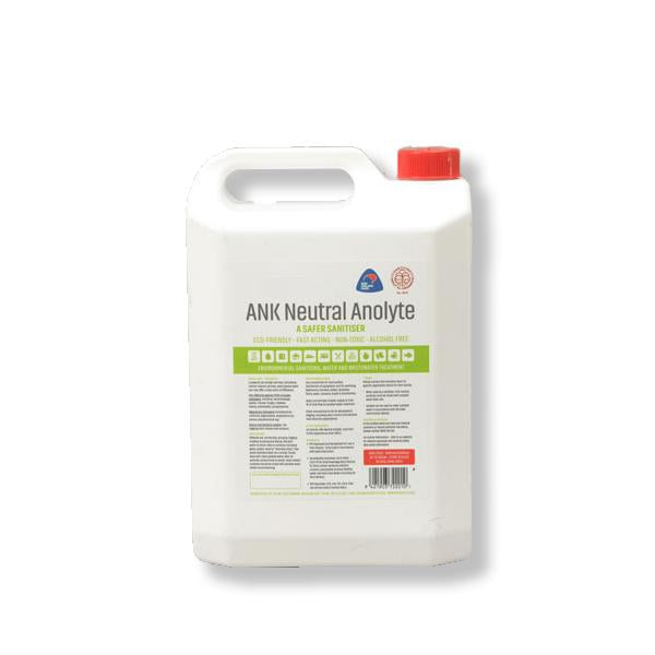 ANK Neutral Anolyte Disinfectant - 5 litre