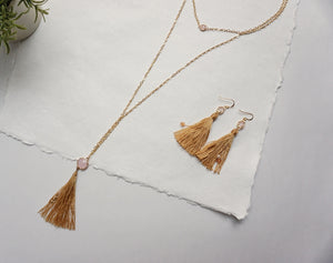 Threads of Joy Necklace