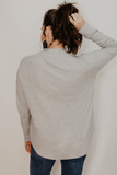 Rumer Tunic-Heather Gray