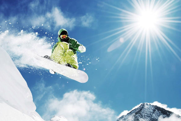 Best slopes in Europe to wear snowboard goggles this ski season!