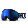 Black / Blue Vertical Ski Goggles