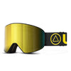 Gafas de Esqui Avalanche Black / Yellow
