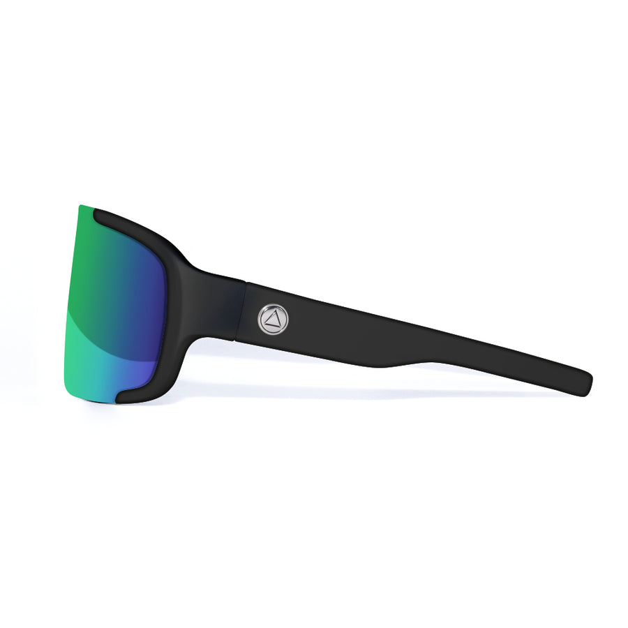 Gafas Deportivas Bolt Black / Green