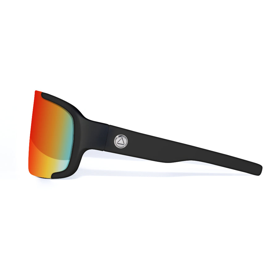 Bolt Black / Red Sunglasses