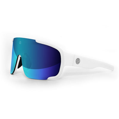 Gafas Deportivas Bolt White / Blue