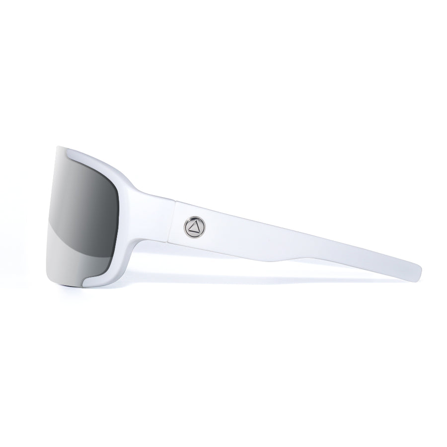 Bolt White / Mirror Sonnenbrille