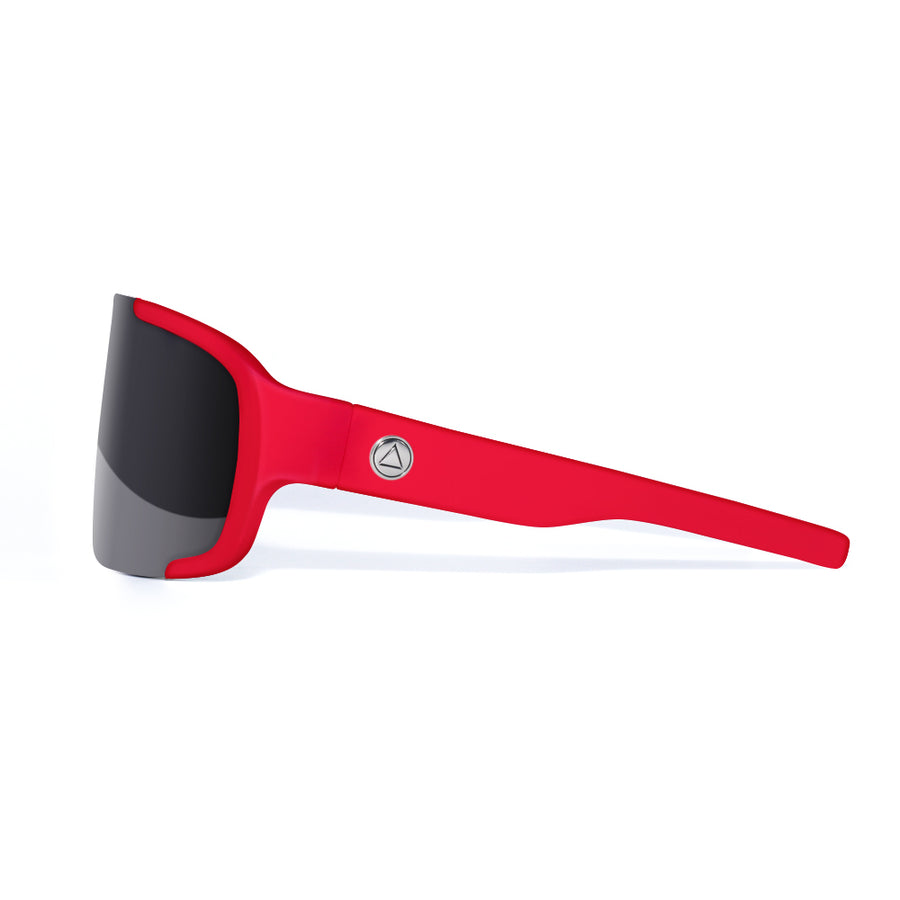 Bolt Red / Black Sunglasses