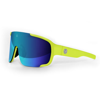 Bolt Sunglasses Yellow / Blu