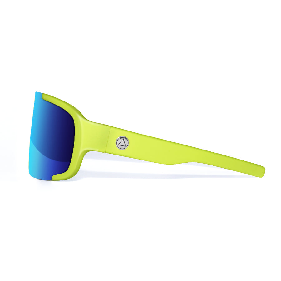Bolt Yellow / Blue Sunglasses