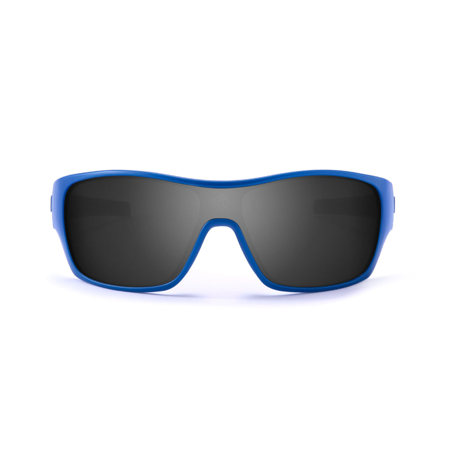 Sports cycling and running glasses for men and women Volcano Blue / Black