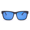 Ushuaia Sunglasses Black / Blue