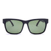 Ushuaia Black / Green Sunglasses
