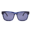 Ushuaia Blue Tortoise / Black Sunglasses