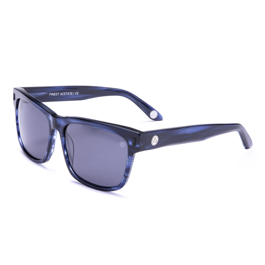 Ushuaia Blue Tortoise / Sunglasses Black