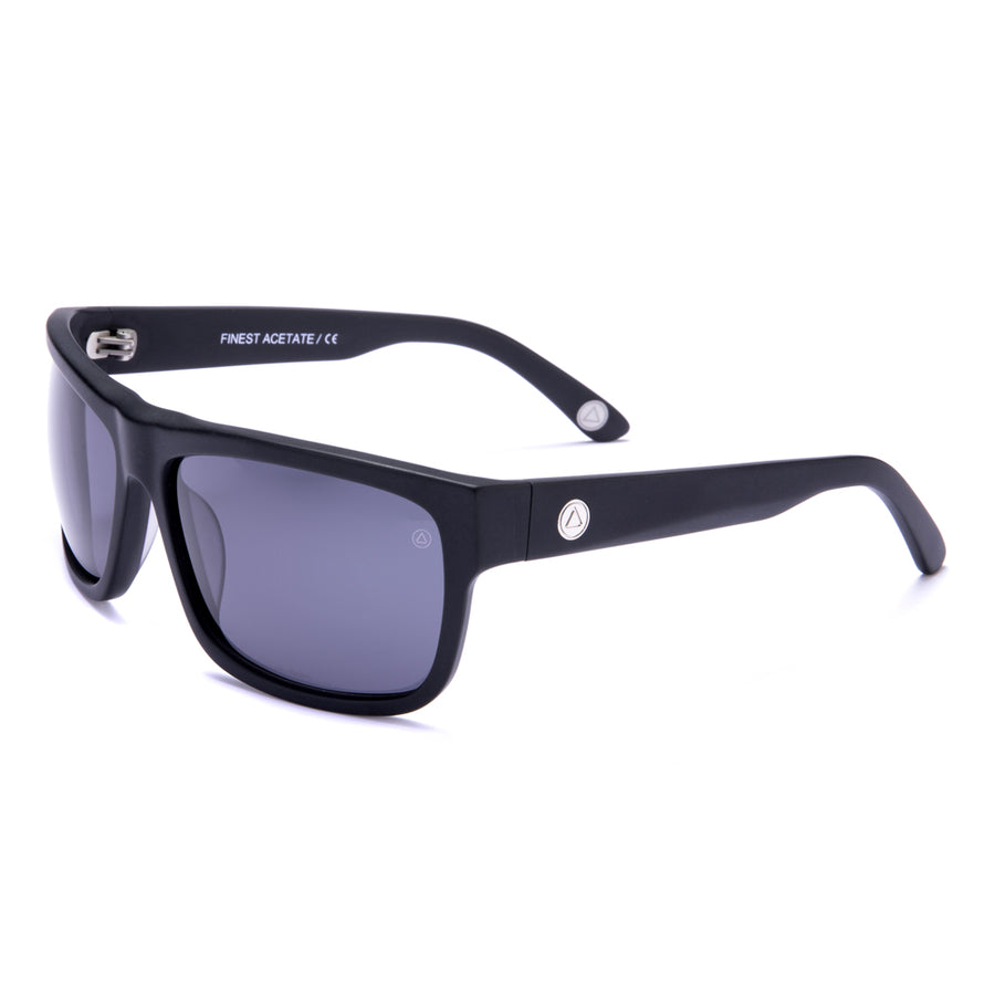 Alpine Black / Black Sunglasses