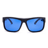 Alpine Black / Blue Sunglasses