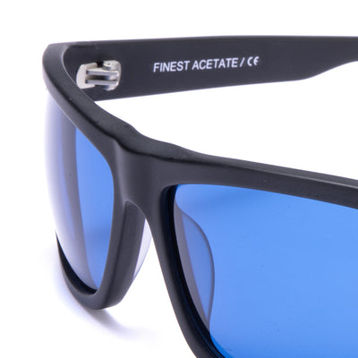 Alpine Black / Blue