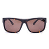 Alpine Brown Tortoise / Brown Sunglasses