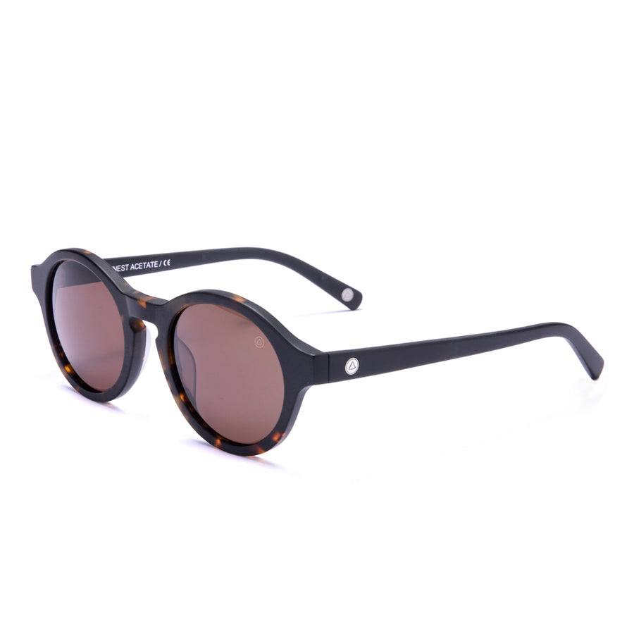 Valley Brown Tortoise / Brown Lunettes de soleil