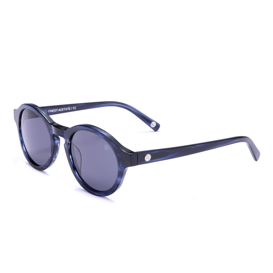 Valley Blue Tortoise / Sunglasses Black