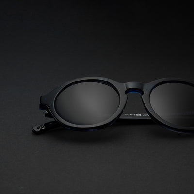 Valley Blue Tortoise / Black