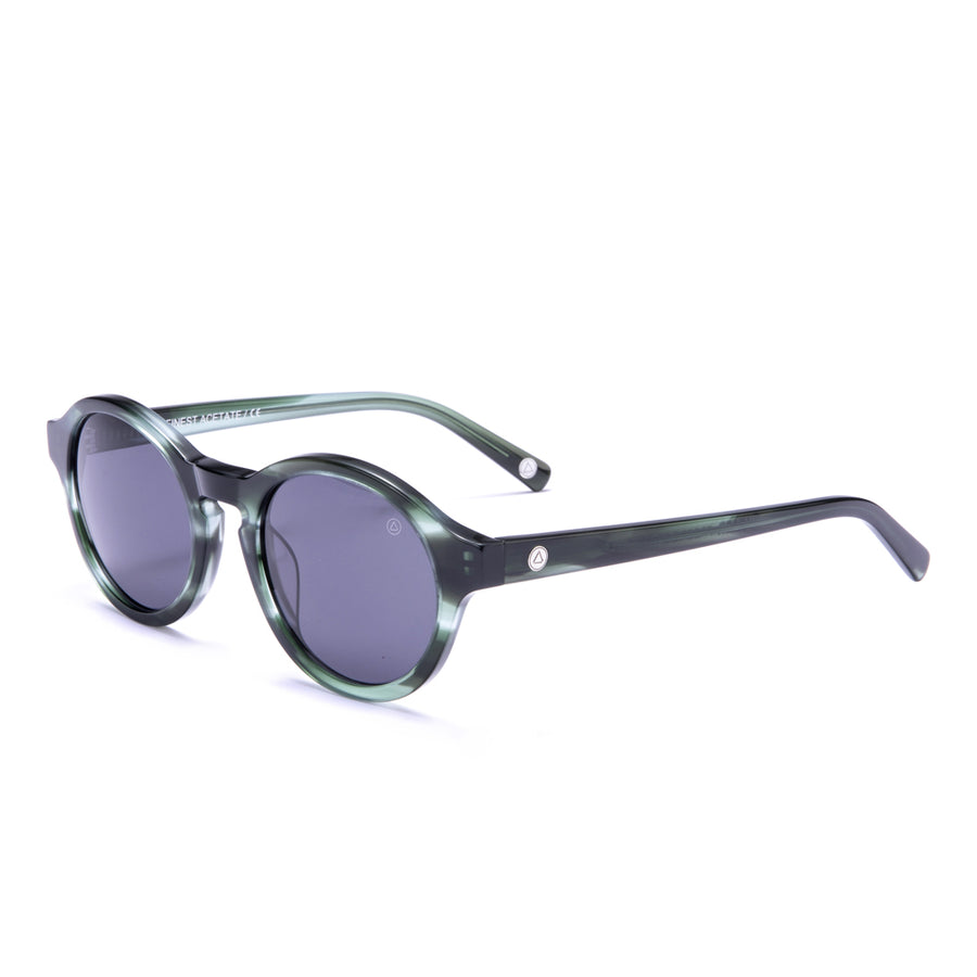Valley Green Tortoise / Sunglasses Black