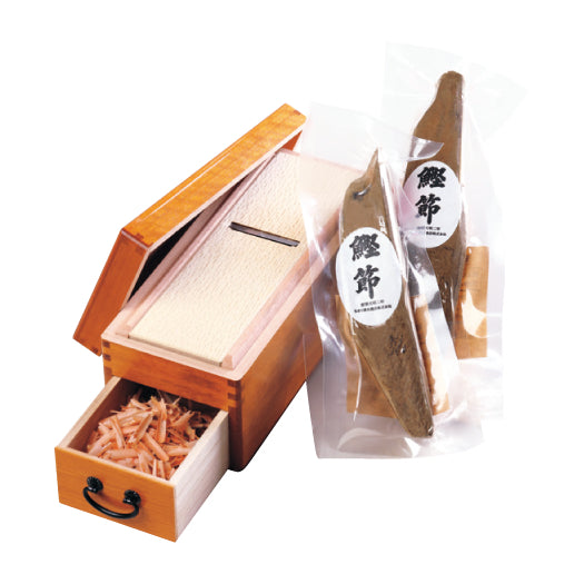【鰹節】Premium dried bonito & Slicer
