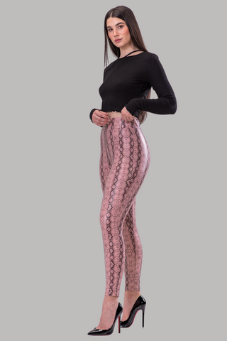 MILEY LEGGINGS [PINK]