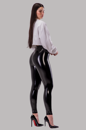 JENESSA LEGGINGS [BLACK]