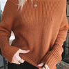 CHERYL SWEATER [RUST]