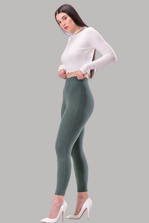 NORMA LEGGINGS [EMERALD]