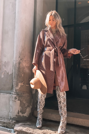 SASHA TRENCH COAT