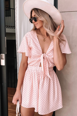 RAINEY ROMPER