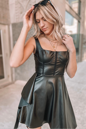 KATE DRESS [BLACK]