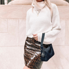 BRENNAN SKIRT [BROWN]