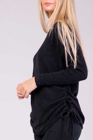 ADDISON TOP [BLACK]