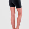 ALLIE BIKER SHORTS [BLACK]