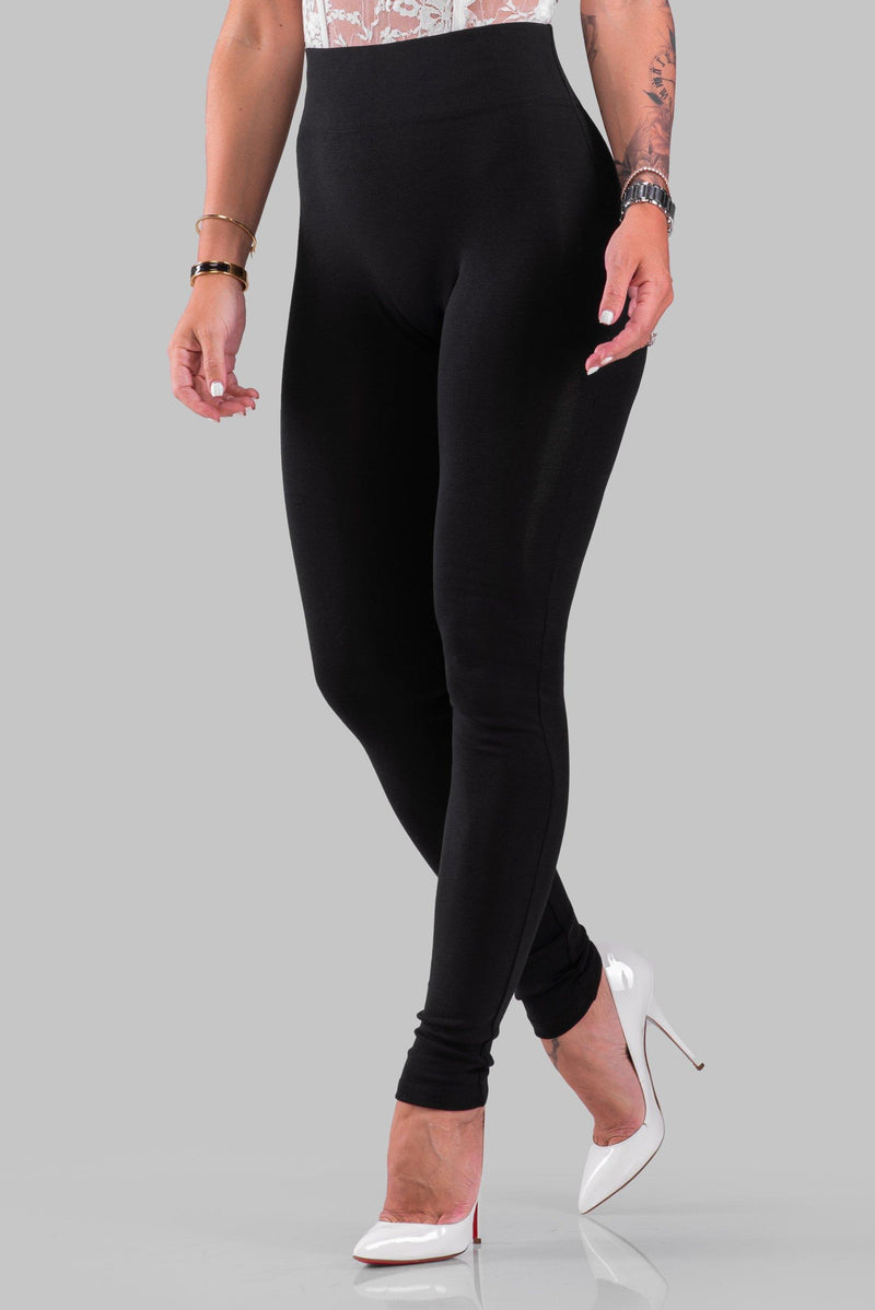 ALLIE LEGGINGS [BLACK]