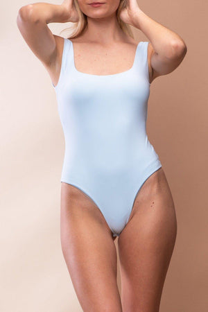 ALLURA BODYSUIT/SWIM [LIGHT BLUE]