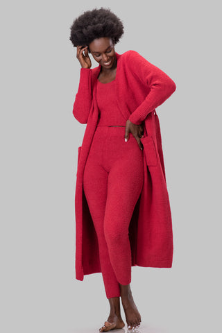 COZ'E ROBE [RED]