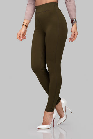 BYE LEGGINGS [OLIVE]